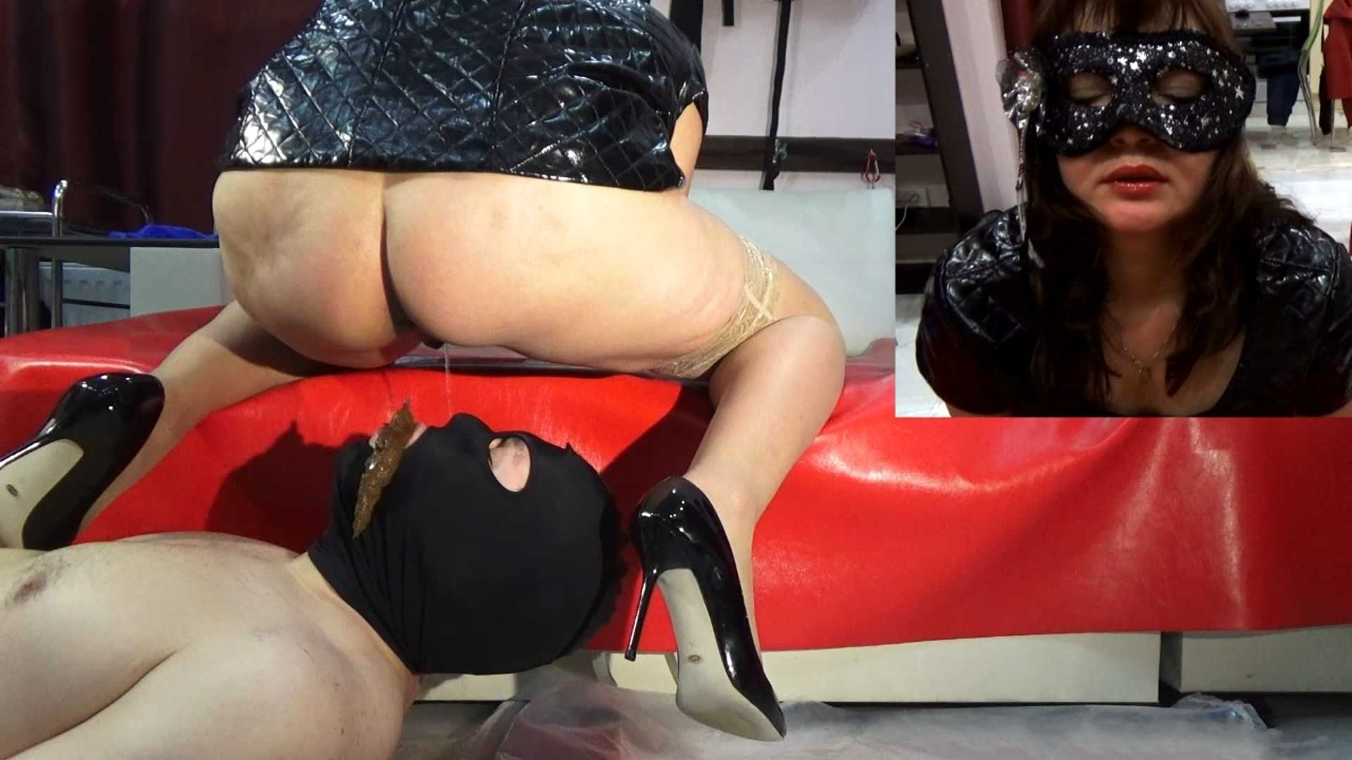 Mistress Annabelle - Shit lover | Full HD 1080p | April 24, 2017